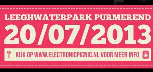 Electronic Picknick 2013